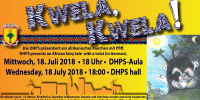 Kwela, Kwela! on 17 July! - DHPS presents an African musical with a twist