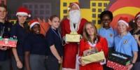 Have a nice day: SMV unterstützt mit vorweihnachtlichen Geschenken