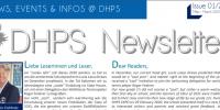 Der neue DHPS-Newsletter ist da (1/2020)