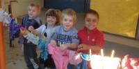 Holiday programme in Kindergarten