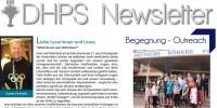 New DHPS Newsletter: September 2018