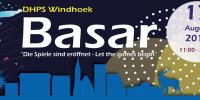 DHPS Bazaar on 17 August 2018: Let the games begin