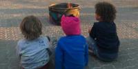Lichter-Kinder im DHPS Kindergarten