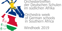 Orchestra week of German schools in Southern Africa