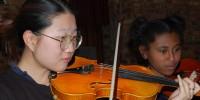 Musik, Freundschaften und tosender Applaus: DHPS-Orchester beim Orchestertreffen 2017