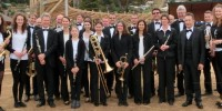 Charity Concert of the Riesa Wind Ensemble on 23 February 2018
