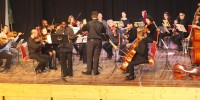 Guest concert by the Namibian National Symphony Orchestra for our learners