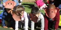 Manege frei! Zirkusprojektwochen im DHPS-Kindergarten