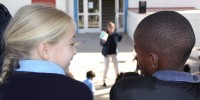 Visit to the Primary School: Hanna Schott tells the true stories