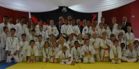 30 medals at the National Judo Championships