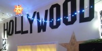 Hollywood-Flair with Paparazzi and Glamour: DHPS-Candle Light Dinner