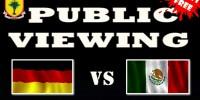 Worldcup 2018 @ DHPS - Public Viewing & soccer tournament
