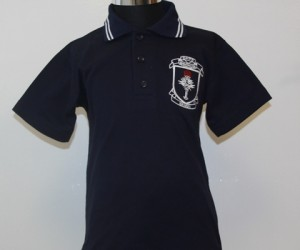 Short sleeve golf shirt