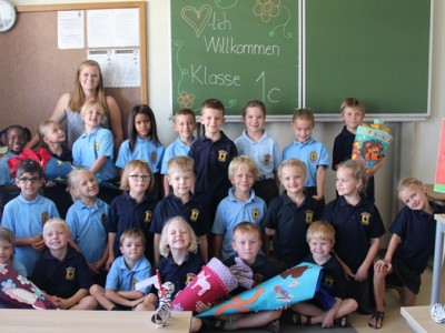 Einschulung 2018 - First school day 2018