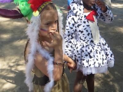 Karneval an der DHPS - Carneval at DHPS