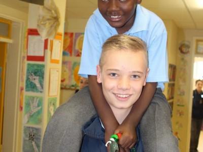 Tag der Freundlichkeit - Day of Kindness
