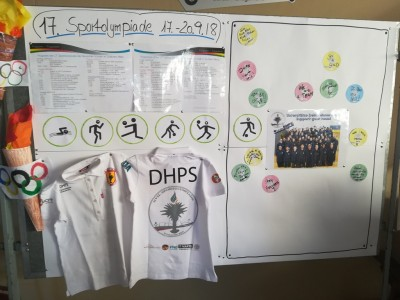 DHPS-Basar 2018  -  Bazaar 2018