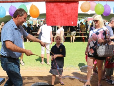 Open Day & DHPS-Sommerfest