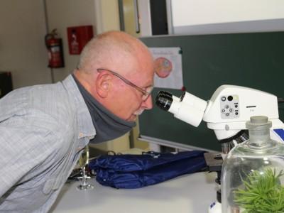Einweihung Naturwissenschaften  -  Inauguration Science Labs