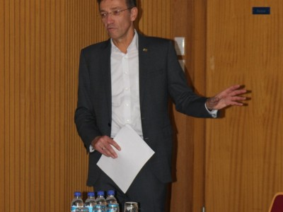 Prof. Dr. Speitkamp: Geschichte hautnah - History upclose