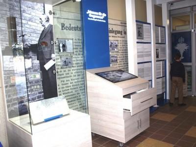Erinnern für die Gegenwart: Musealer Raum - Museum Space