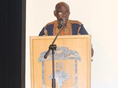 Cultural Day & former Prime Minister Angula @ DHPS