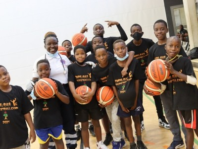 DHPS & BAS Basketball Camp 2021