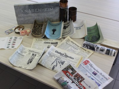 Reise in die Vergangenheit - Time capsule from 1953