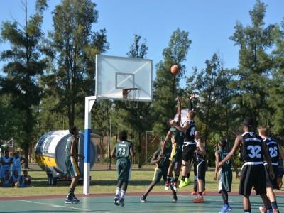 Basketball Festival - Mafikeng/SA