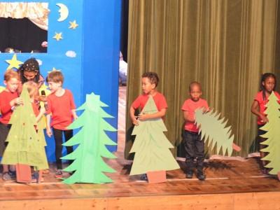 Weihnachtsfeier KiGa