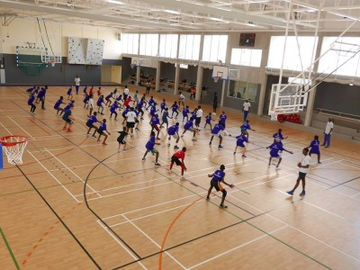 DHPS & BAS - Basketball Camp April 2018