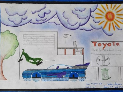 Toyota Dream Art