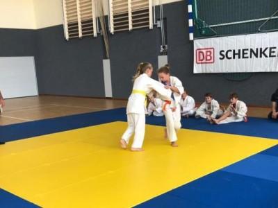 Judo-Osterturnier 2019