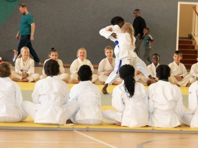IJS Interschools Judo Competition