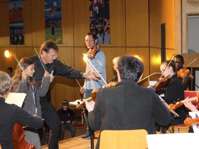 Namibian National Symphony Orchestra @ DHPS
