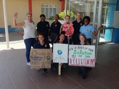 Umweltschutz im Schulalltag