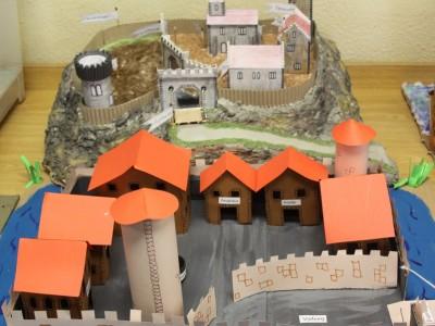Burgen Mittelalter Kl.7