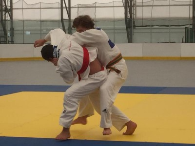 IJS Interschools Judo Competition