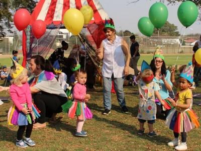 Manege frei - Frühlingsfest im KiGa