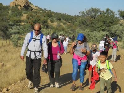 DHPS-Wandertag 2018  -  DHPS Big Walk 2018