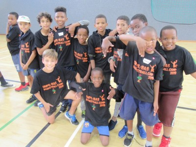 DHPS & BAS - Basketballcamp 06/2019