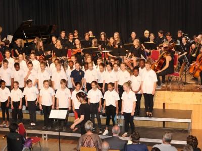Schulkonzert 2019 - School Concert 2019