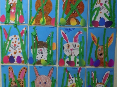 Ostern an der DHPS - Easter at DHPS