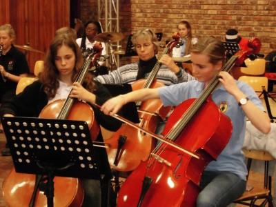 Orchestertreffen  -  Orchestra week 2017