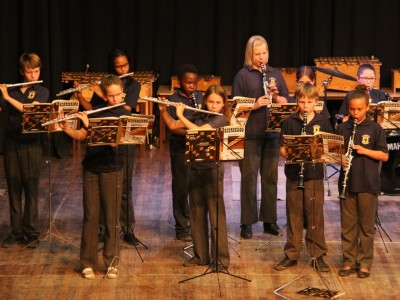 Schulkonzert - School Concert: Serenade