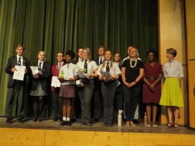 Kurt-Böhme-Rednerwettbewerb 2017