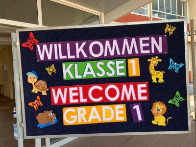 Einschulung 2021 - First day of School 2021