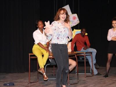 Theater: Frau Müller muss weg