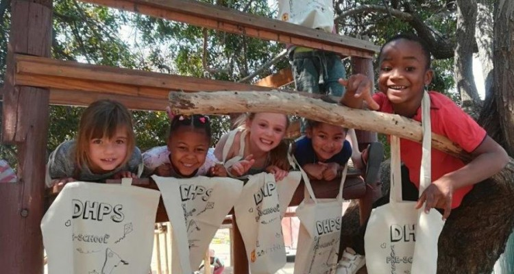 Increasing environmental awareness - as from pre-school level