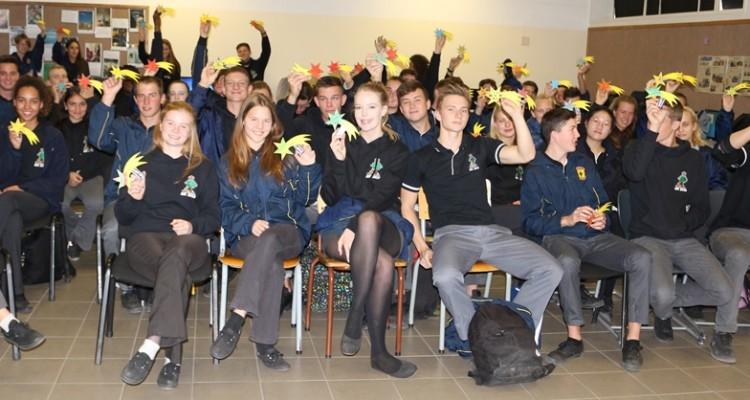 Abiturprüfungen 2018: Viel Erfolg!